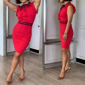 Very Gucci Red Dress- small